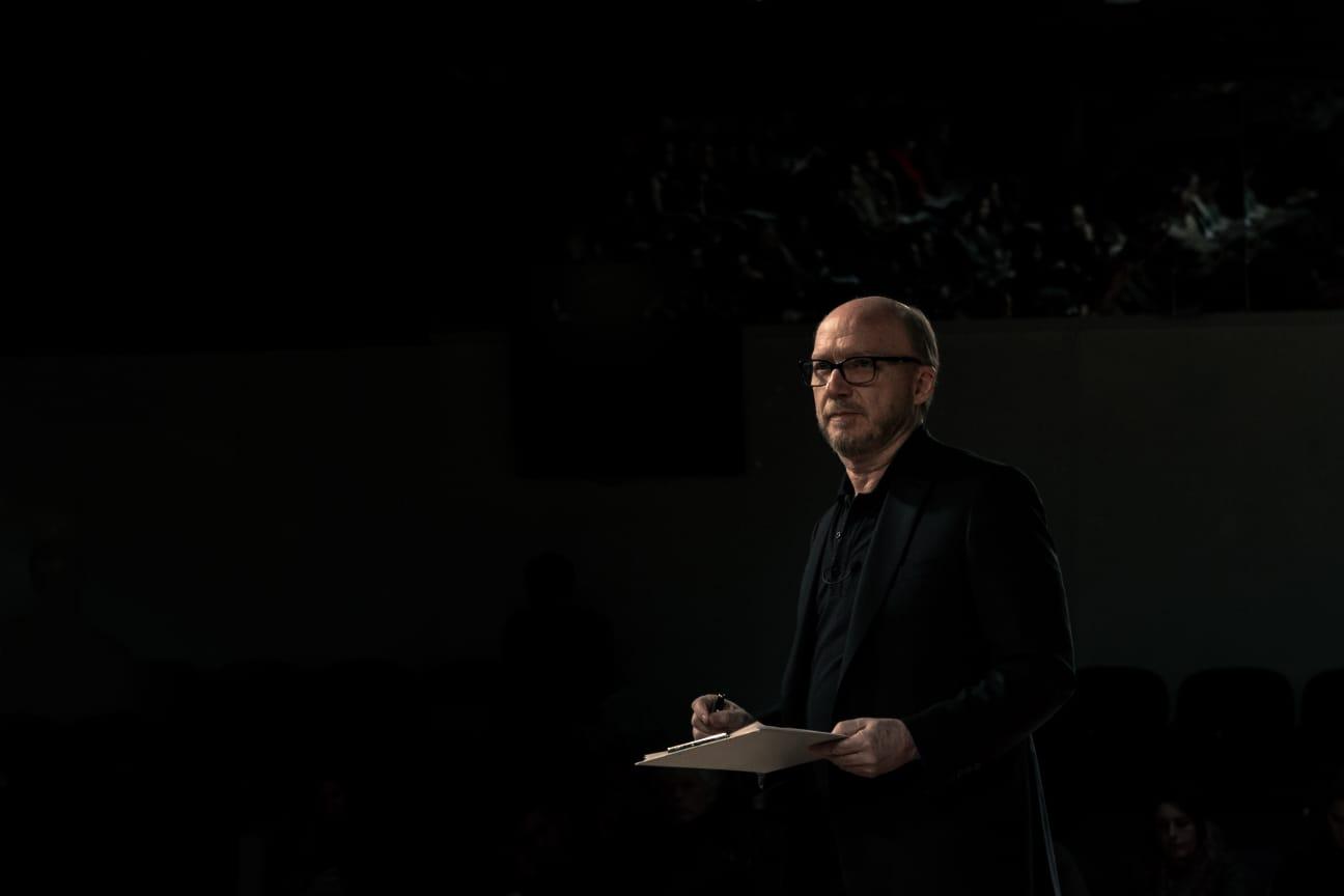 Українська гільдія режисерів представляє зустріч з лауреатом премії Оскар режисером, сценаристом і продюсером Полем Хаггісом.